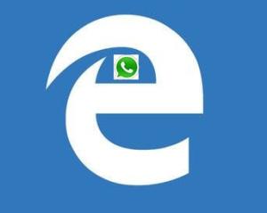 WhatsApp-web для Microsoft Edge