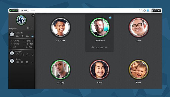 Обзор мессенджера Venux Connect скачать бесплатно