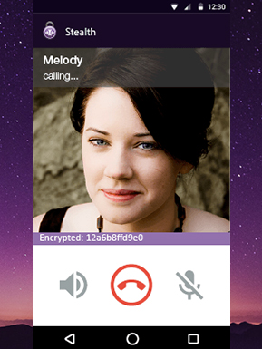 StealthChat Messeges Call