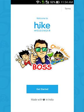 Только в Hike: групповые звонки 100 абонентам одним кликом