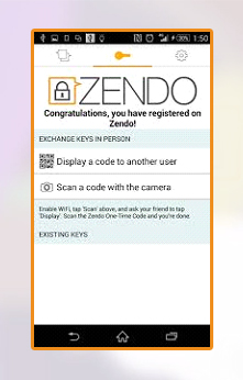 Обзор мессенджера Zendo