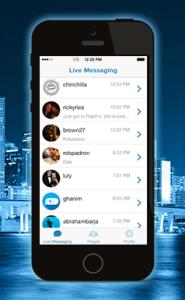Обзор мессенджера Textter Live Messaging скачать бесплатно