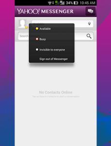 Обзор мессенджера Yahoo Livetext