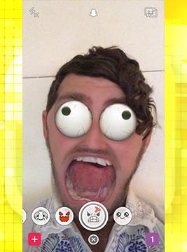 Snapchat выложила за крутые фильтры $150 млн