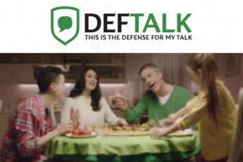 Суперзащищенный мессенджер DefTalk стал лидером в App Store