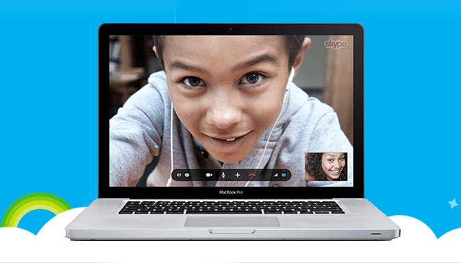 Mac-версия Skype будет разделять экран на две части
