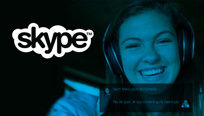 Skype ломает языковой барьер: стала доступной функция синхронного перевода