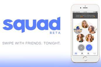 Найди компанию для ночной прогулки с новым мессенджером Squad!