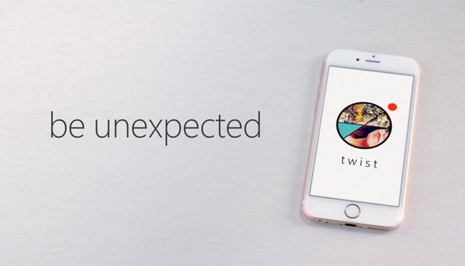 Twist — новичок в рядах фотомессенджеров