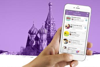 Серверы Viber переместились в Россию