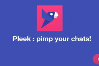 Обзор мессенджера Pleek