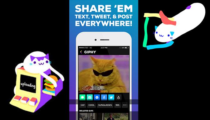 Giphy стал автономен от Facebook Messenger
