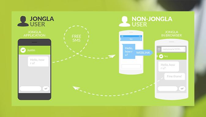 Функция «Open Jongla» ломает барьеры между мессенджерами