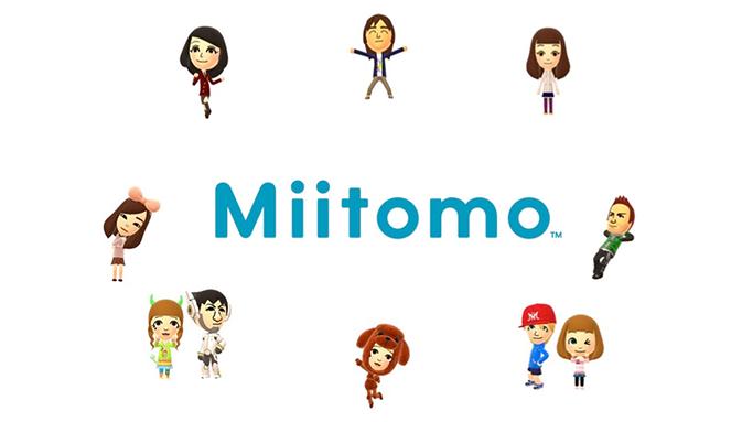 Создай своего персонажа в новым приложением Miitomo!
