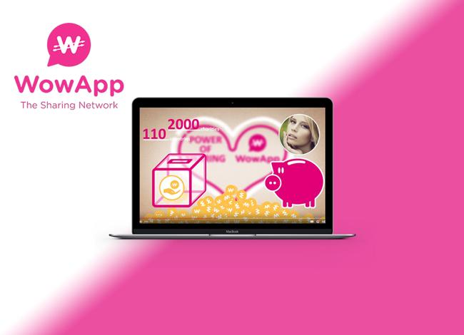 WowApp — мессенджер, который платит пользователям