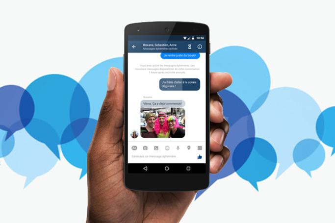 Отправить и уничтожить:  Facebook Messenger тестирует новую функцию