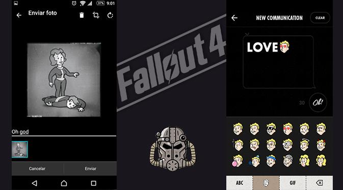 Постапокалиптическое общение с новой клавиатурой Fallout C.H.A.T.