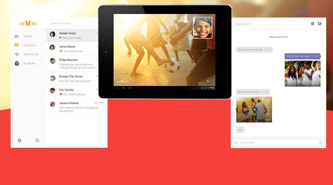Встречай ooVoo в своем веб-браузере