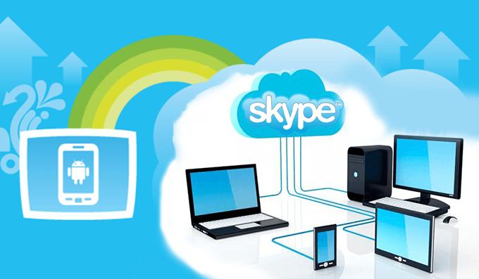 Skype обзавелся новыми функциями