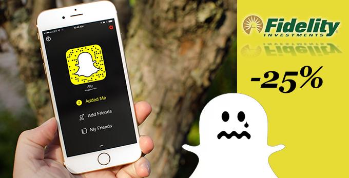 """""""Сглазили"""": Snapchat подешевел на 25%"""