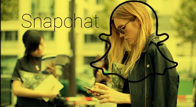 Snapchat обгоняет Facebook?