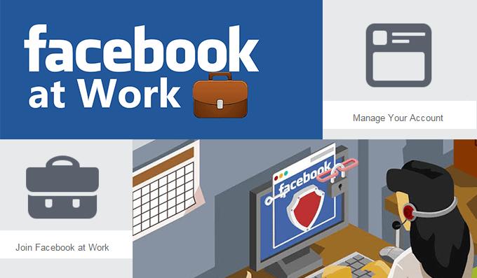 Facebook выпустил мессенджер для работы
