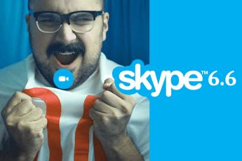 Skype обновился для пользователей iOS