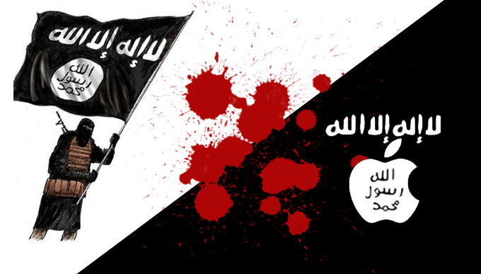 Террористы рекомендуют iMessage
