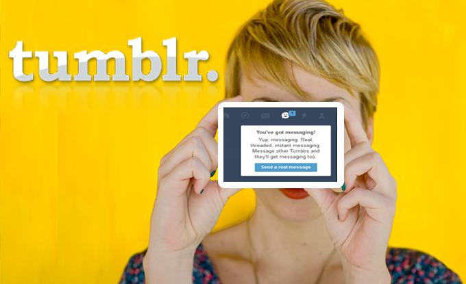 Дождались: у Tumblr наконец-то появится свой мессенджер!