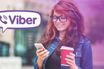 Viber обзавелся новыми функциями