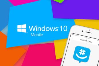 Новая версия GroupMe появится на Windows 10 Mobile