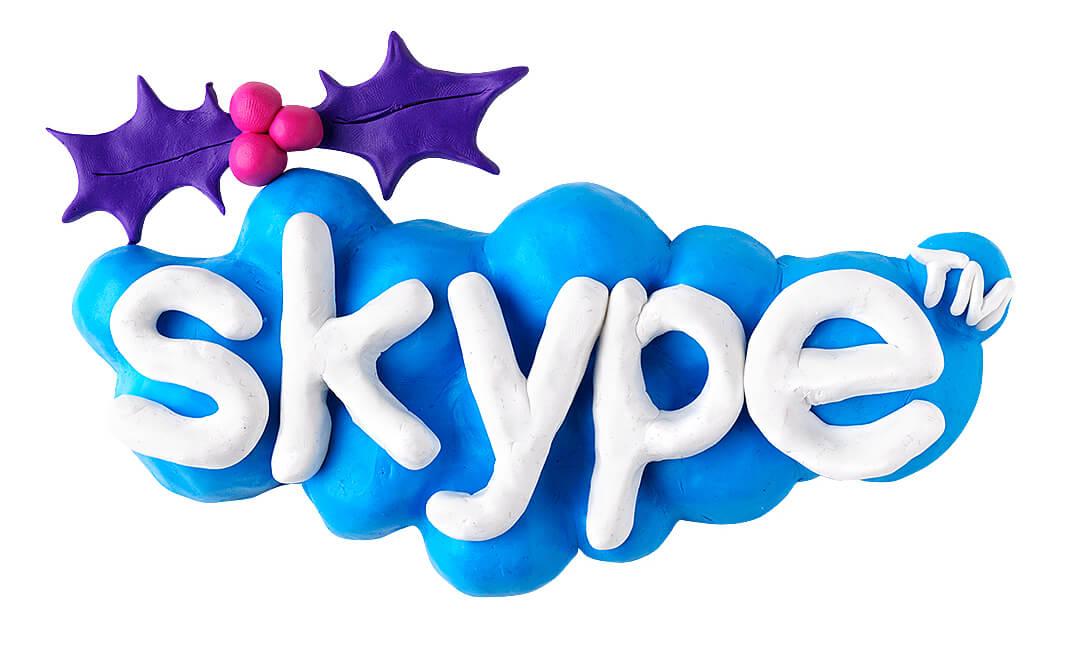 Поздравительные открытки на скайп, открытку