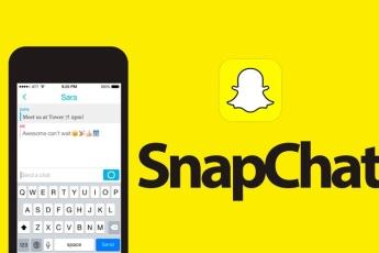Snapchat: пользователи в среднем проводят 25-30 мин. в день в приложении