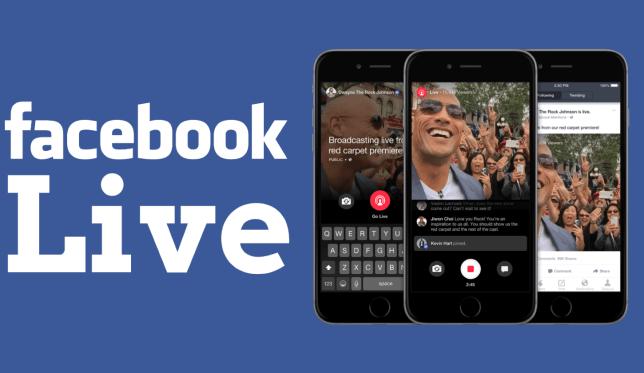 Facebook Live похвастался новыми функциями