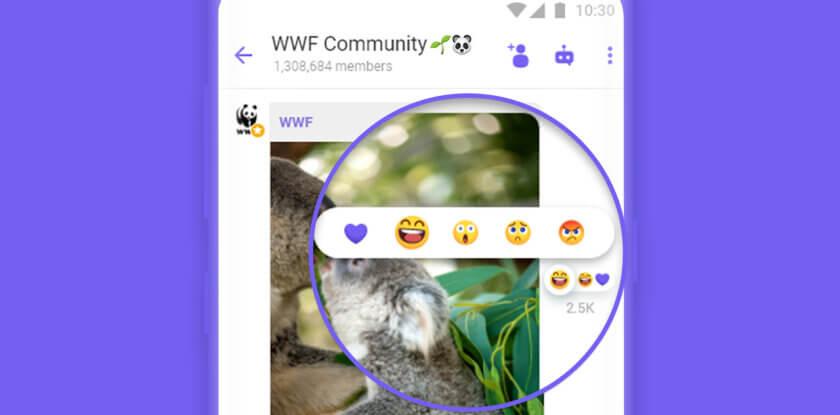 Viber emoji
